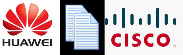 Huawei ve Cisco Router Switch Komutları